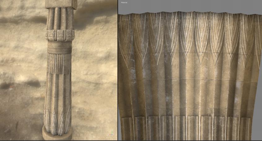 columns_textured