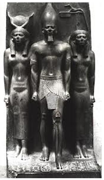 egyptian-sculpture