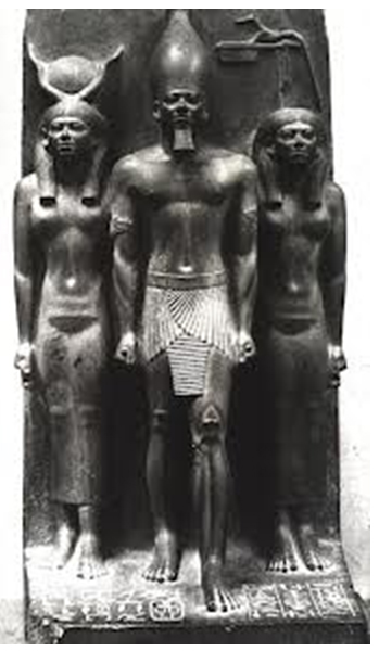 egyptian-sculpture